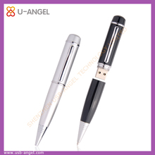 Cheap bulk pen USB flash memory drive, otg 1gb ballpen USB flash stick