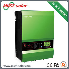 DC to AC 10000 watt Pure Sine Wave Power Inverter Connected with 3000-6000w Solar Panel