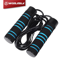 Factory direct price Weighted skipping Speed ball-bearings jump rope