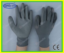International accept coated work glove Contact for latest catalog pu glove