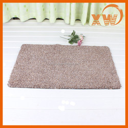 Hot sale TPR backing cotton shaggy pet bed products
