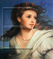 Custom Decorative Beautiful Famous Oil Painting Reproduction