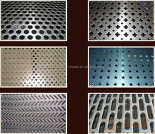 decorative metal perforated sheets/perforated sheet(best price)/micro perforated sheet