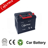 2015 New Rechargeable lead acid maintanence free Car 12V70AH Battery (80D26L)