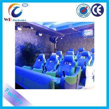 2014 high quality 3d 4d 5d 6d mobile cinema equipment 5d cinema