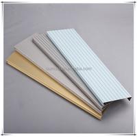 Model C combination strip ceiling boards, metal ceilings, aluminum board false ceiling
