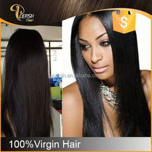New Products wholesale brazilian hair for human hair silicone wig