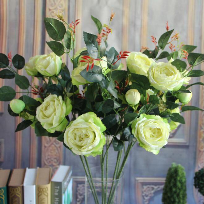 Gnw fl rs86 3 8 artificial indoor green color desert rose for Artificial pond plants sale