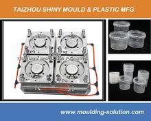 molde de contenedores plasticos