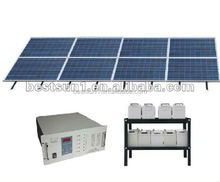 Solar panel 300w low capacity portable solar power system for small homes