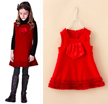 kids princess frock design dress for girls
