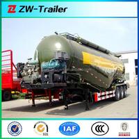 2015 Top supply Bulk Cement Tanker Trailer for Sale / Tank Trailer