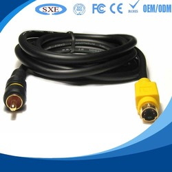 vga to rca s-video cable adapter to rca