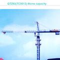 6 toneladas grúa torre QTZ63 (TC5013)