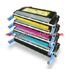 Color Toner Cartridge CE400 401 402 403A used for hp LaserJet Enterprise 500 color M551dn/M551n/M551xh