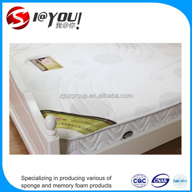 2015 Hot Sell Mattress Quality Assurance Memory Foam