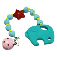 Fashion new designed reborn dolls pacifier silicone baby teether
