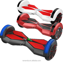 """8"""" Smart Self Balancing Electric Scooter Unicycle 2 Wheel Hover Board Balance"""