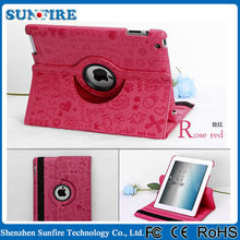Best Selling leather case for 7.8inch tablet pc, case for tablet 7 inch with belt