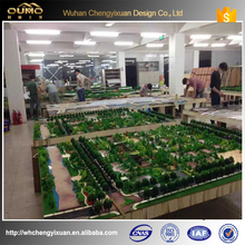 Architectural Building Sand box Sand Table,sand table for real estate,Best price and goood quality