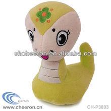 Mascot Snake stuffed animal plush toy