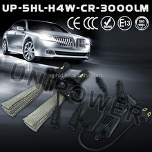 Car Super-bright 25W, H4, IP68, 3400lm led headlight, Longer Guarantee Period: 2 full years !