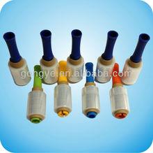 PE MINI colored handle stretch film