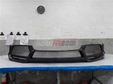 13-14 VRS Style Carbon Fiber Front Bumper For Bentley Continental GT V8