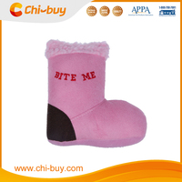Chi-buy Dog Toy Boot with Squeaker, Shoe Shape Dog Toy, 5.91-inch