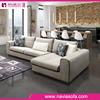 Alibaba hot sale comfy Cloth furniture living room corner sofa couch