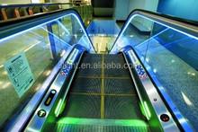 escalator LED glass lights