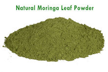 En vrac poudre base de plantes de Moringa