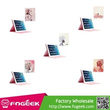The Best Cover for ipad,Rhinestone Leather Stand Case for iPad 2 3 4