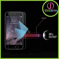 Factory price 9H tempered glass screen protector for mobile phone, full covered for iPhone 6