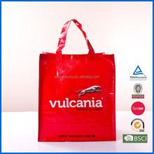 China Supplier Laminated PP Woven Shopping Bag/Eco Recycle PP Woven Shopping Bag