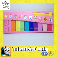 19 Keys electric plastic Mini Toy xylophone Musical Instrument for children