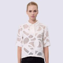 Durable latest types of lady blouses for