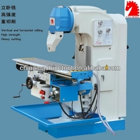 New design Vertical and Horizontal milling machine X5128