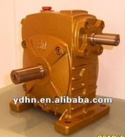 WPS speed reducer Worm gears and gearbox
