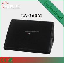 SPE Audio Powered Speaker Pro Audio Monitor LA-560M