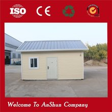Corrosion Proof Stable Economical prefab house/mobile warehouse