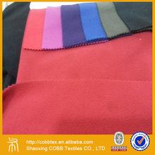 Famous Brand dye polar fleece fabric