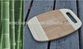 Frutas de corte junta, pequeña tabla de cortar, bambú tablero de corte para o pasteles de queso