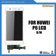 Full Test LCD Screen With Touch Screen Digitizer Replacement For Huawei Ascend P6