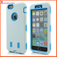 Robot Soft gel silicone phone cases for iphone 6 case
