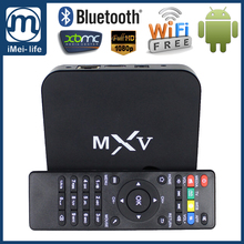 MXV android tv box