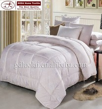 Wholesalers china bedroom sets wool bed comforter for home, hotel