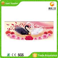 Manufacturer Export 5d Romantic Animals Pattern For Living Room Decor StickJoyful Diamond Painting Art