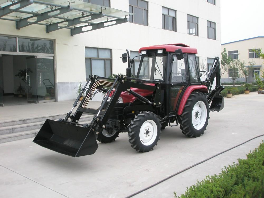 Chinês trator agrícola 80hp a 110hp