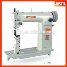 Industrial máquina de coser cuero jt-810